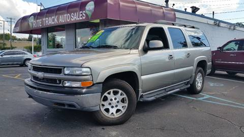 2002 Chevrolet Suburban for sale in Wayne, MI