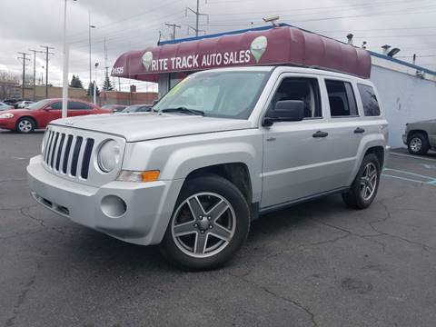 2008 Jeep Patriot for sale in Wayne, MI