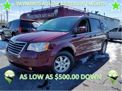 2008 Chrysler Town and Country for sale in Wayne, MI