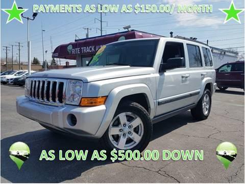 2008 Jeep Commander for sale in Wayne, MI