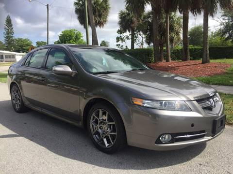 2007 Acura TL for sale in West Park, FL