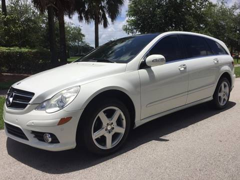 2010 Mercedes-Benz R-Class for sale in West Park, FL