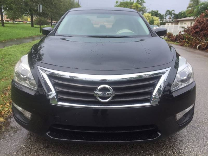 2014 nissan altima 25 s 4dr sedan in west park fl miami pre owned contact us sciox Gallery