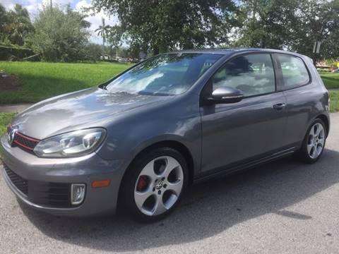 2010 Volkswagen GTI for sale in West Park, FL
