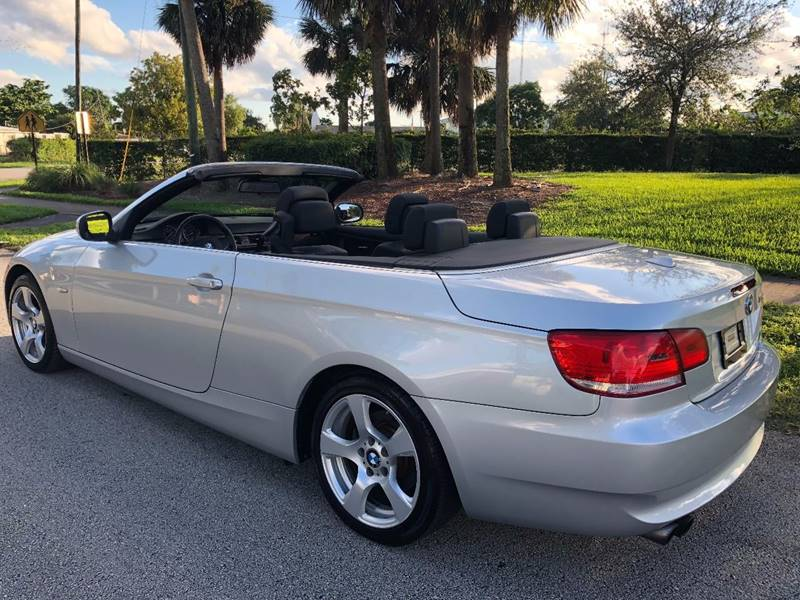Bmw Series I Dr Convertible In West Park FL Miami Pre - 2010 bmw 328i convertible