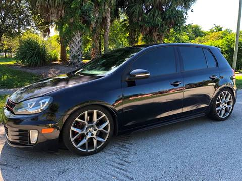 2013 Volkswagen GTI for sale in West Park, FL