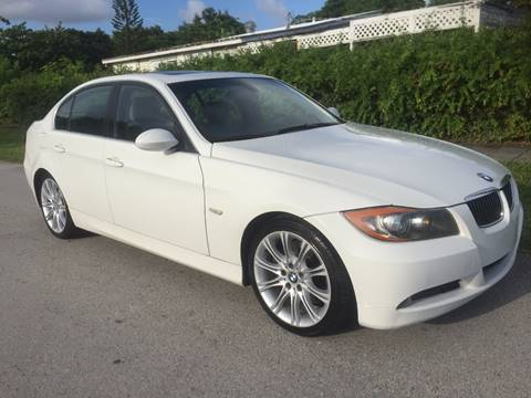 2006 BMW 3 Series for sale in West Park, FL