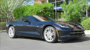 2015 Chevrolet Corvette for sale in Chandler, AZ