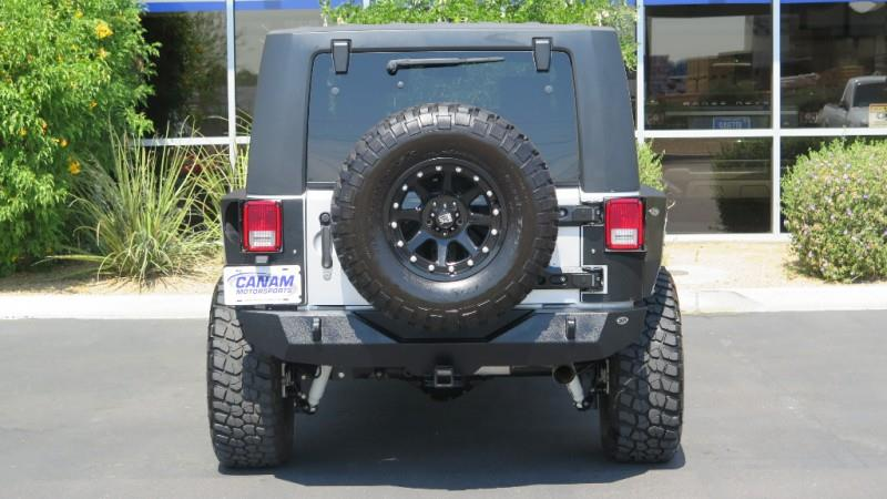2010 Jeep Wrangler Unlimited 4x4 Rubicon 4dr SUV - Chandler AZ