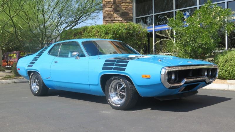 1972 Plymouth Road Runner 400ci  - Chandler AZ