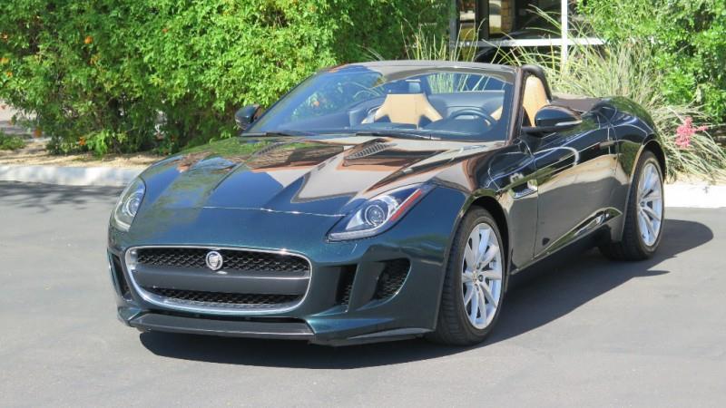 2014 Jaguar F-TYPE 2dr Convertible - Chandler AZ