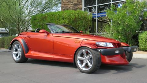 2001 Plymouth Prowler for sale in Chandler, AZ