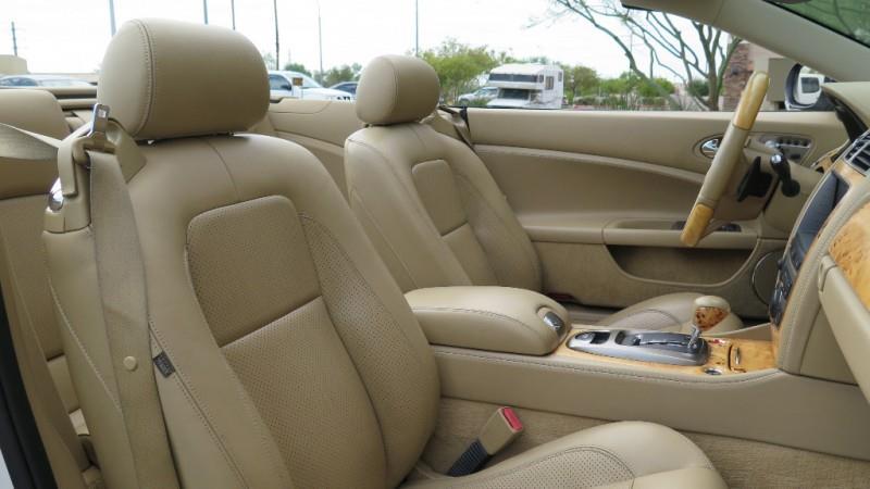 2007 Jaguar XK-Series XK 2dr Convertible - Chandler AZ