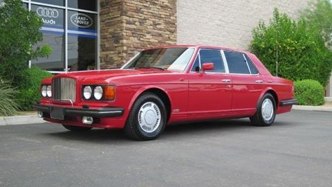 1990 Bentley Turbo R for sale in Chandler, AZ