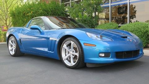2010 Chevrolet Corvette for sale in Chandler, AZ