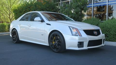 2012 Cadillac CTS-V for sale in Chandler, AZ