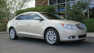 2013 Buick LaCrosse for sale in Chandler, AZ