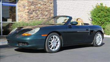 2000 Porsche Boxster for sale in Chandler, AZ