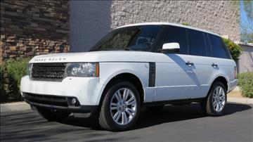 2011 Land Rover Range Rover for sale in Chandler, AZ