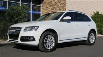 2013 Audi Q5 for sale in Chandler, AZ