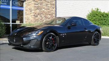 2013 Maserati GranTurismo for sale in Chandler, AZ