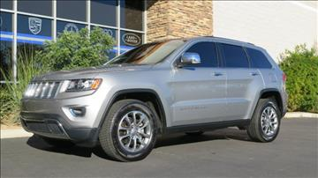 2014 Jeep Grand Cherokee for sale in Chandler, AZ