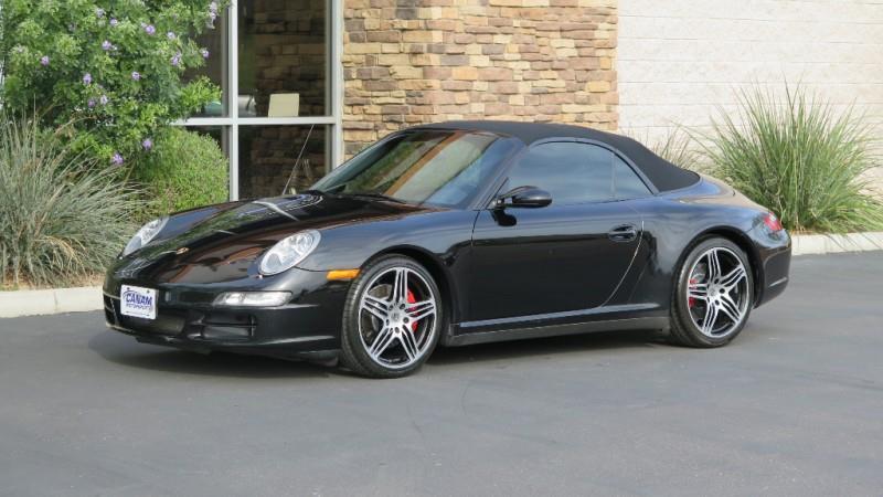 2007 Porsche 911 2dr Cabriolet Carrera 4S - Chandler AZ