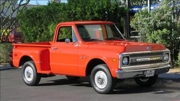 1970 Chevrolet C-10 Short Bed for sale in Chandler, AZ