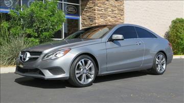 2014 Mercedes-Benz E-Class for sale in Chandler, AZ