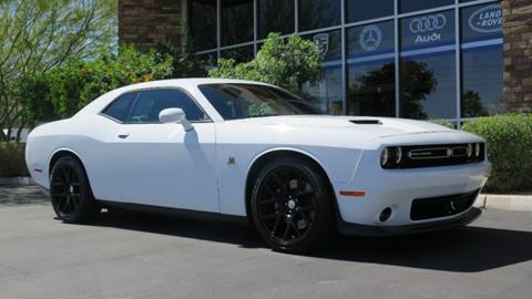 2015 Dodge Challenger for sale in Chandler, AZ