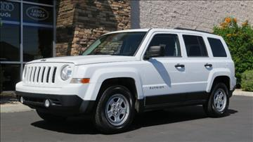 2014 Jeep Patriot for sale in Chandler, AZ