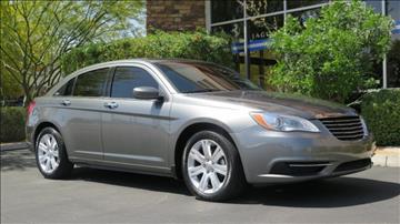 2013 Chrysler 200 for sale in Chandler, AZ