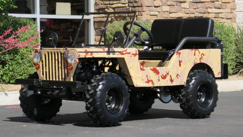 2016 Other Makes Mini Jeep Go Cart  - Chandler AZ