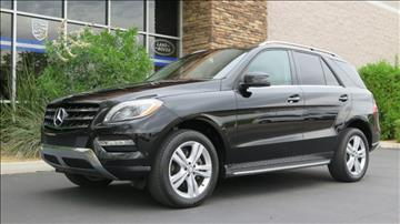 2014 Mercedes-Benz M-Class for sale in Chandler, AZ