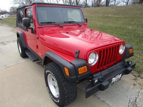 2006 Jeep Wrangler for sale in Des Moines, IA