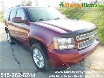 2008 Chevrolet Tahoe for sale in Des Moines, IA