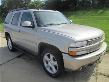 2005 Chevrolet Tahoe for sale in Des Moines, IA