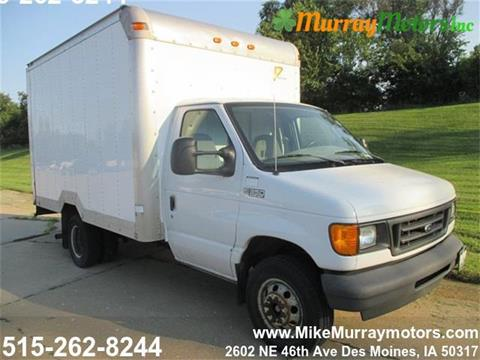 2003 Ford E-Series Chassis for sale in Des Moines, IA