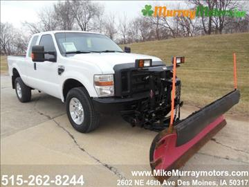 2008 Ford F-250 Super Duty for sale in Des Moines, IA