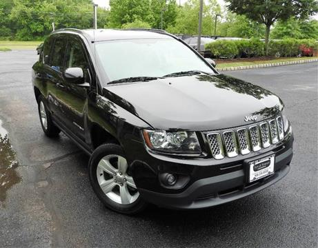 2014 Jeep Compass for sale in Lebanon NJ