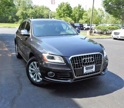 2015 Audi Q5 for sale in Lebanon, NJ