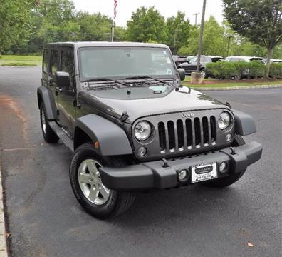 2014 Jeep Wrangler Unlimited for sale in Lebanon, NJ