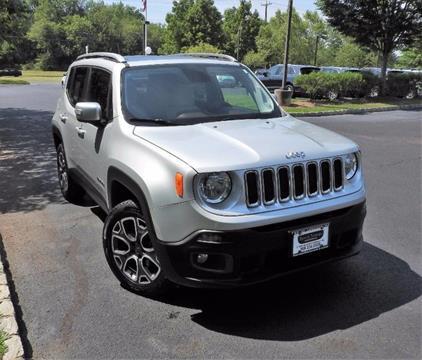 2015 Jeep Renegade for sale in Lebanon NJ
