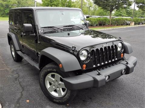 2013 Jeep Wrangler Unlimited for sale in Lebanon, NJ
