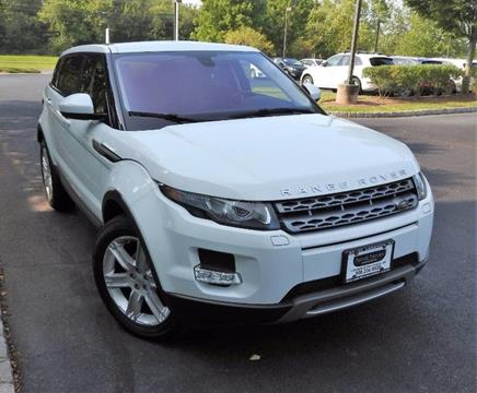 2015 Land Rover Range Rover Evoque for sale in Lebanon, NJ