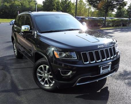 2014 Jeep Grand Cherokee for sale in Lebanon, NJ