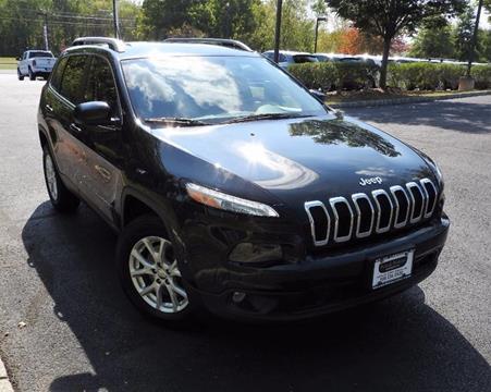 2014 Jeep Cherokee for sale in Lebanon, NJ