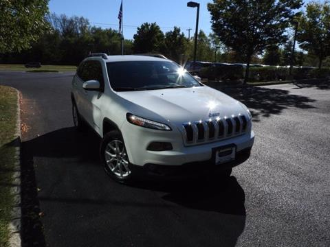 2015 Jeep Cherokee for sale in Lebanon NJ