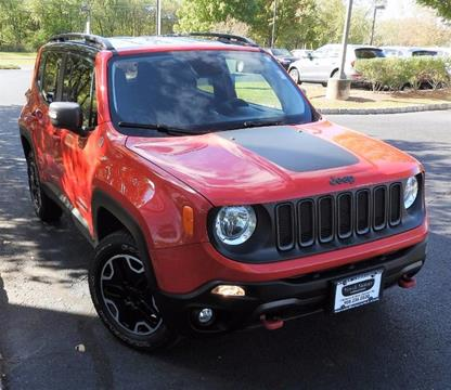 2015 Jeep Renegade for sale in Lebanon, NJ