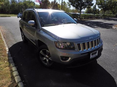 2016 Jeep Compass for sale in Lebanon, NJ